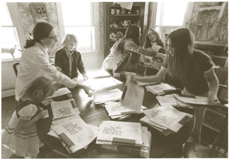 During Mad 39 S Early Years The Pennington Childrenacted As The Circulation Department If Your