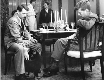 John F. Kennedy & Robert F. Kennedy