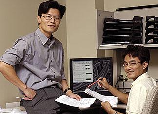 Sean Sun and Ganhui Lan