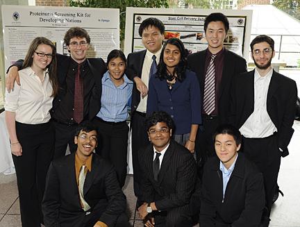 Team of Ten Students